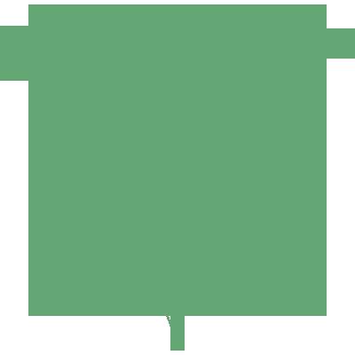 Origami madár körvonal