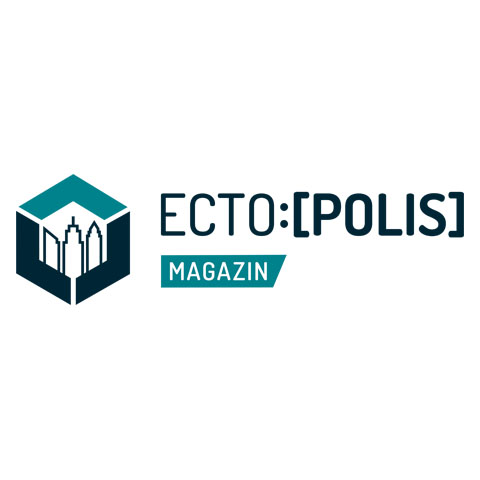 Ectopolis Magazin logó, 2018.
