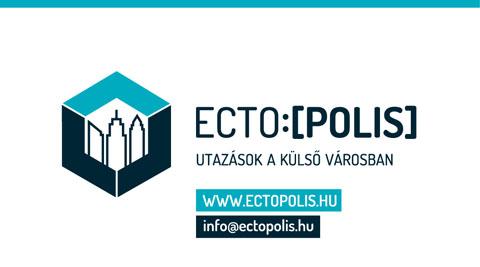 Ectopolis Magazin névjegykártya, 2018.