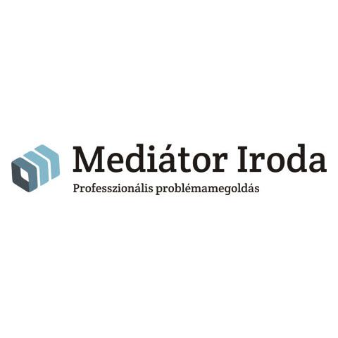 Mediátor Iroda logó