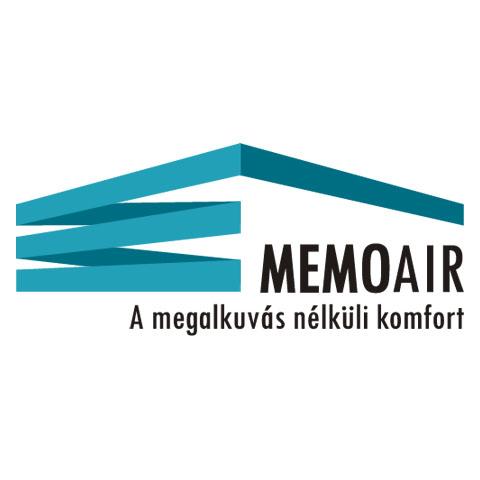 MemoAir logó