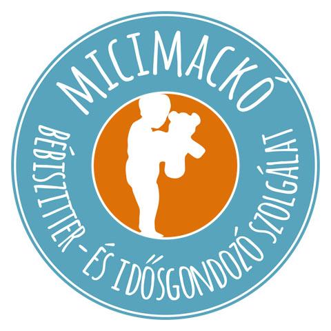 Micimackó Bébiszitter- és Idősgondozó Szolgálat logó