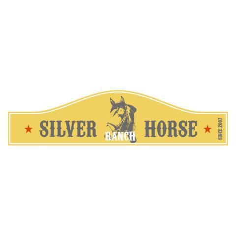 Silver Horse Ranch logó